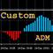 Custom ADM Oscillator