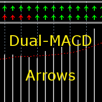 Dual MACD Arrows