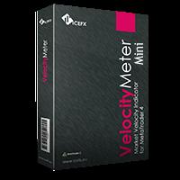 IceFX VelocityMeter Mini