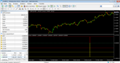 График GBPUSD, M30, 2014.01.18 23:38 UTC, MetaQuotes Software Corp., MetaTrader 5, Demo