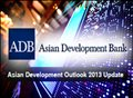 ADB Trims Developing Asia Growth Outlook As China, India Slow