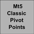 Technischer Indikator Mt5 Classic PivotPoints