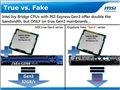 MSI уличили Gigabyte в использовании «ненастоящего PCIe 3.0» — МИР NVIDIA