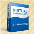 Торговую панель VirtualTradePad One Click Trading Panel