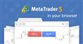 MetaTrader 5 Web Platform
