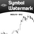 Utilitário de negociação Symbol Watermark