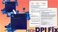 App Scaling on High DPI Displays (FIX 2019)