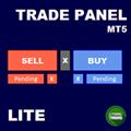 Utilitário de negociação LT Trade Panel Lite
