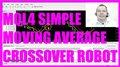 MQL4 Tutorial - Simple Moving Average Crossover Expert Advisor
