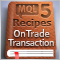 MQL5 Cookbook: Processing of the TradeTransaction Event
