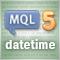 MQL5 Programming Basics: Time