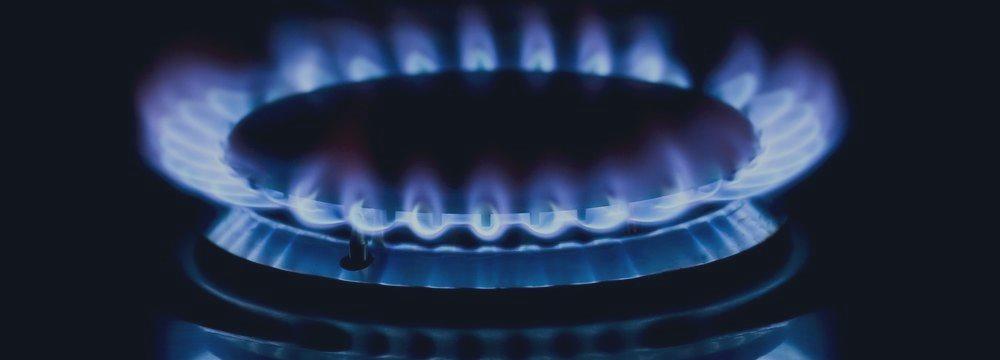 В понедельник падают цены на природный газ