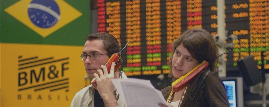 Bovespa registra un descenso del 1,15%, su principal índice termina en los 53.353 puntos