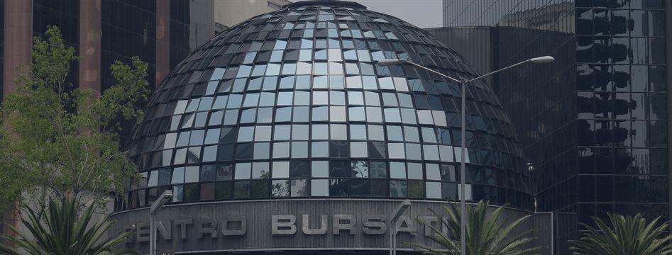 Bolsa Mexicana de Valores cierra la sesión con un descenso de 0.49 %