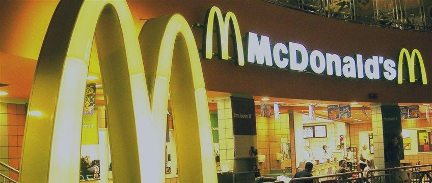 麦当劳美国和全球销售额双双下滑