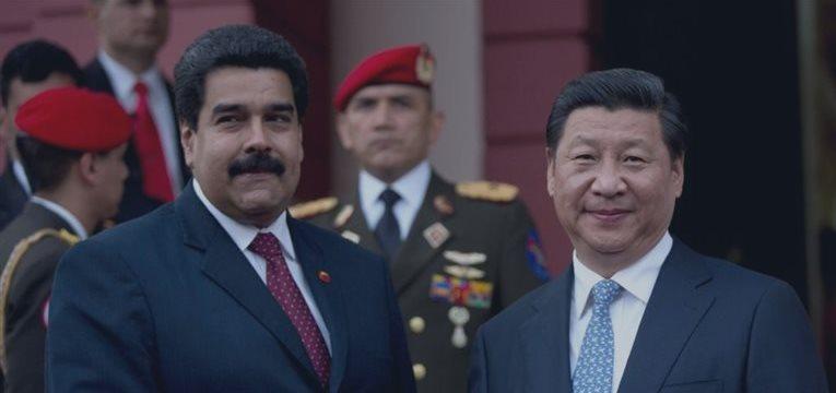 委内瑞拉对华债务违约