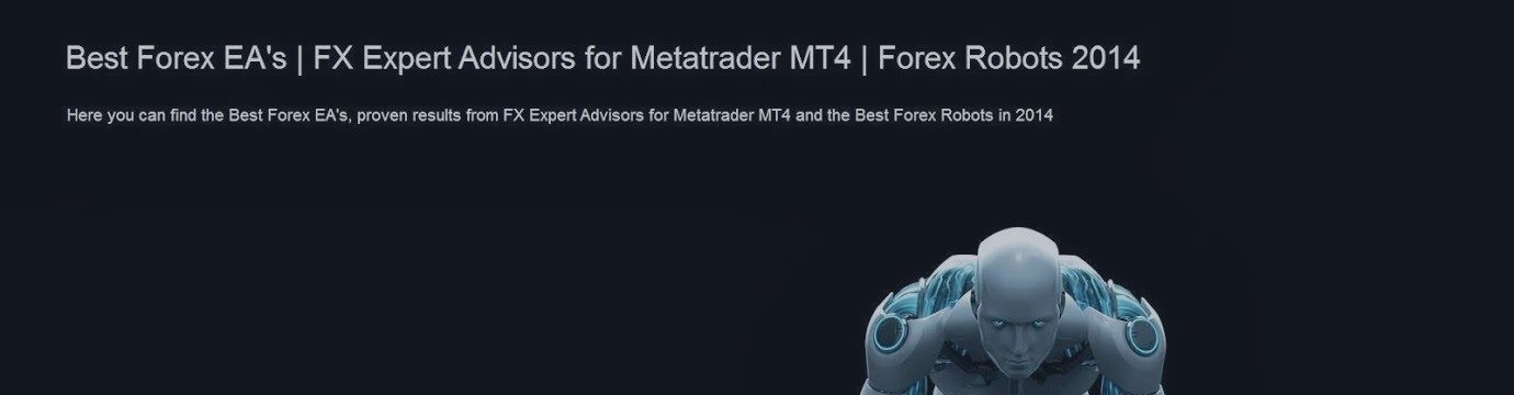 Million dollar forex robot