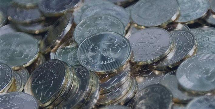 Cotizaciones de las divisas de América Latina frente al dólar estadounidense