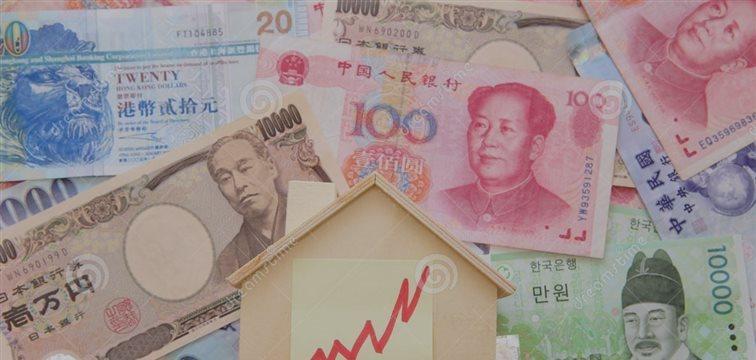 亚洲股市上扬 耐久财订单疲弱打压美元