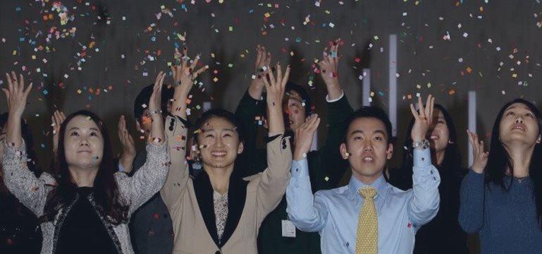 La bolsa de Seúl sube tras el discurso de la presidenta de la Fed