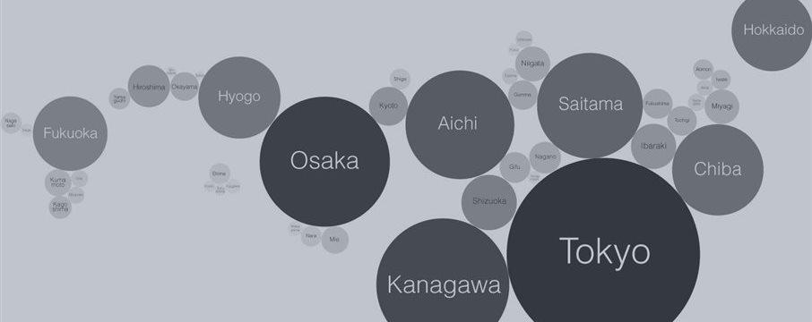 报告称日本人口若少于1亿 经济或将陷入长期衰退