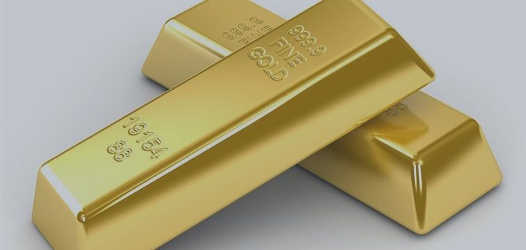 美元高位回吐涨幅 现货黄金周二微涨0.3%