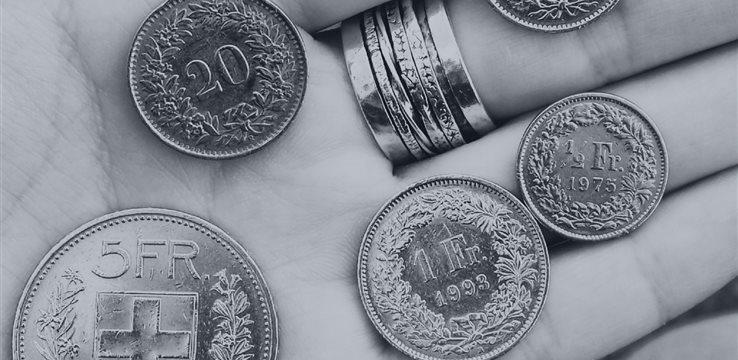 El GBP/CHF, el USD/CHF disminuyeron durante la jornada europea