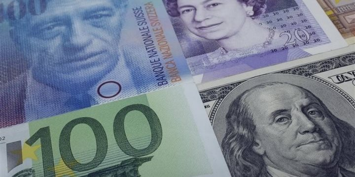 El euro aumentó frente al dólar y al yen durante la sesión asiática. También el dólar aumentó con respecto al yen