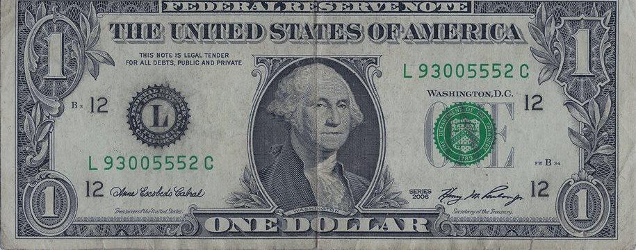 Dólar abre em alta após resultado do PIB dos EUA