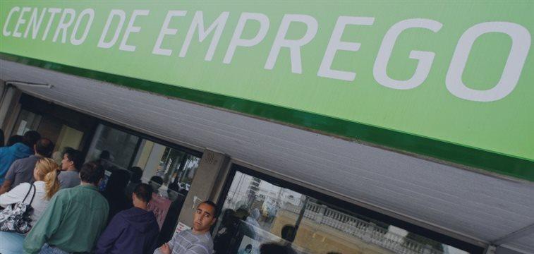 Desemprego em Portugal recua para 14%