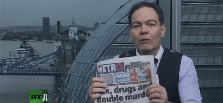 Видеоуроки: Макс Кайзер. Банкиры-убийцы и экономика в комиксах