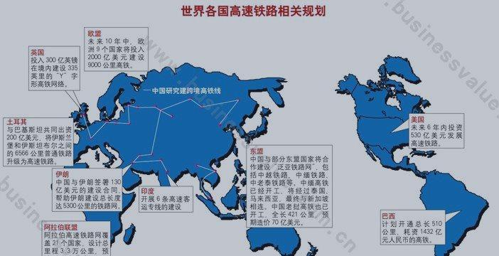习李外交70天行程遍布26国 高铁外交成世界关注点