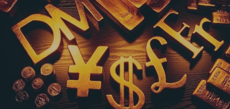 黄金再失支撑 商品货币续跌
