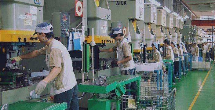 11月,全球制造业集体滑坡