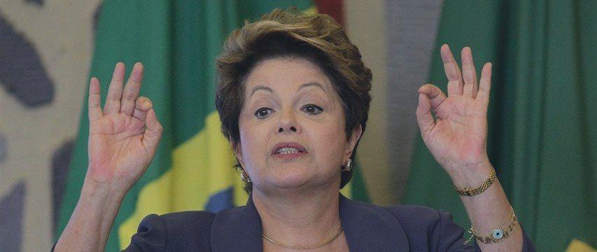 La mandataria brasileña promete a inversores reducir la deuda del sector público