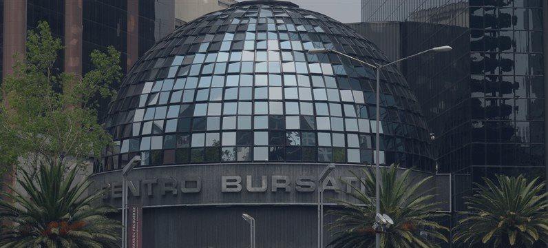 La Bolsa mexicana registra su peor nivel en seis meses