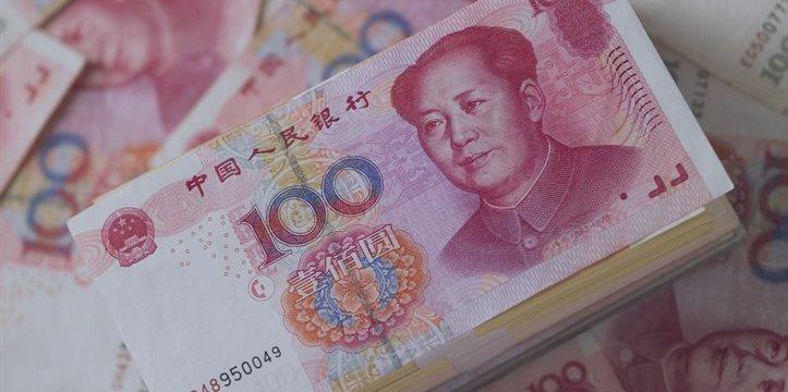 """人民币暴跌猜想:央妈""""悄悄""""借道投放人民币"""