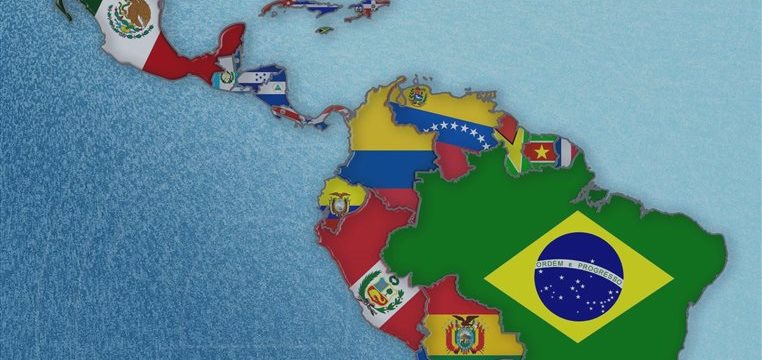 Cotações das moedas latino-americanas frente ao dólar
