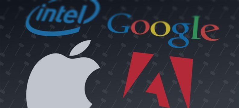 Apple y Google negocian con empleados por una demanda sobre contrataciones