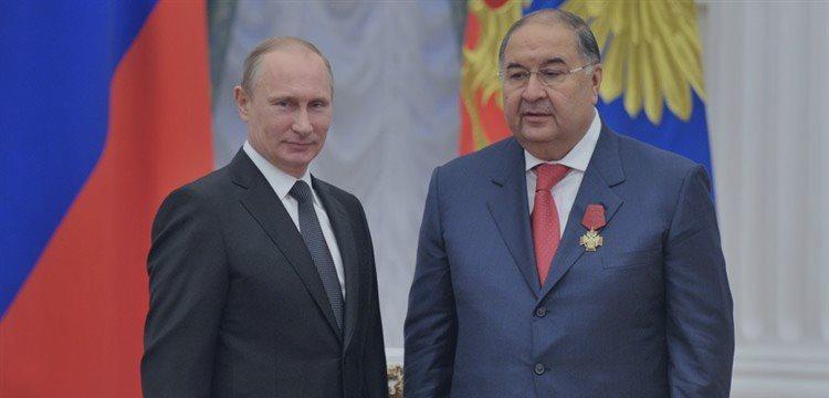 俄罗斯首富响应普京号召将股份转至俄公司