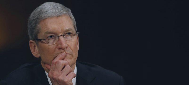"""苹果公司回应BBC指控:库克""""深感愤怒"""""""