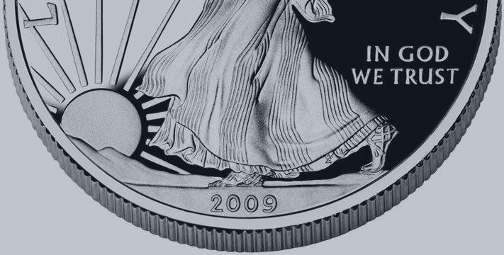 Ventas récord de la moneda de plata American Silver Eagle en 2014
