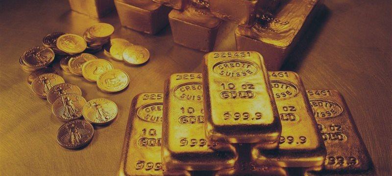Золото на трехнедельном пике во вторник днем - $1214 за унцию