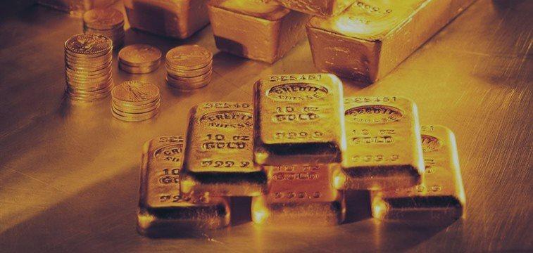 El oro avanzó 1,1% a u$s 1.216,1