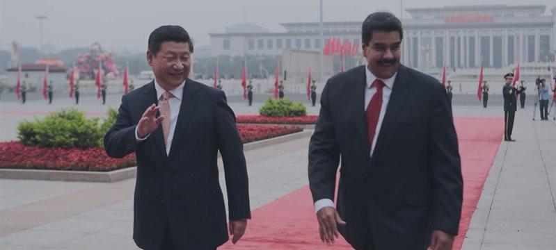 China investirá US$ 20 bi na Venezuela, diz Maduro