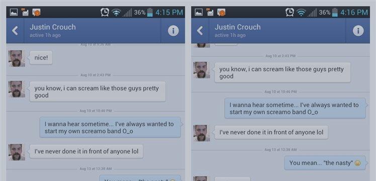 Facebook obliga a descargar Messenger
