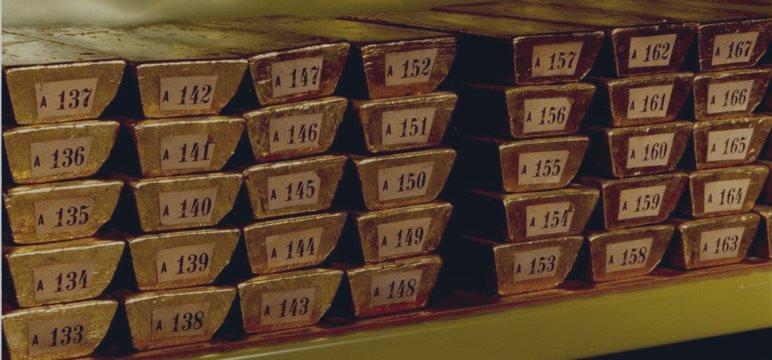 Partido verde ecologista alemán pide conocer origen de las reservas de oro del Bundesbank