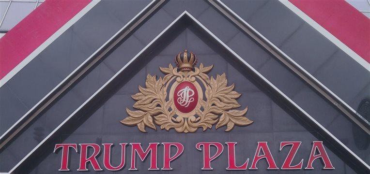 Empresa de cassinos de Donald Trump entra com pedido de concordata