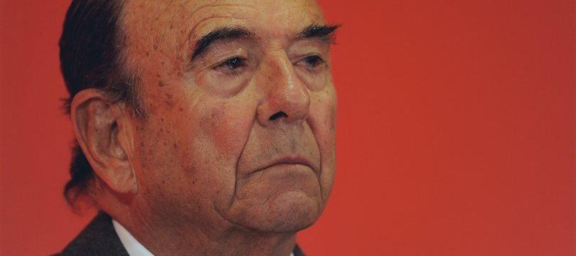 Presidente do Santander morre aos 79 anos em Madri