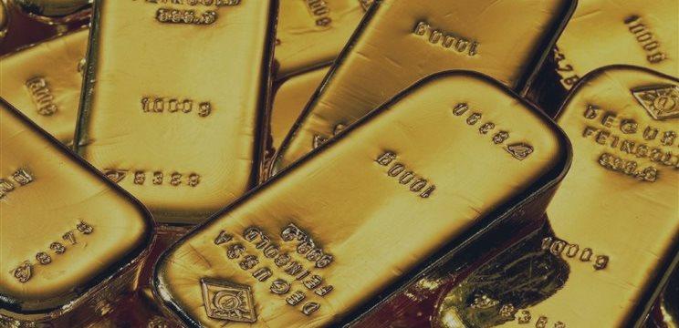 Золото поднялось выше отметки $1300 за унцию